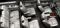 2010 Cadillac Escalade, Interior View, manufacturer, interior