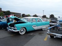 1956 Plymouth Savoy Overview