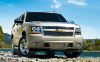 2010 Chevrolet Tahoe, Front View, exterior, manufacturer