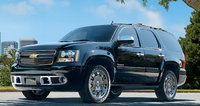 2010 Chevrolet Tahoe, Front Left Quarter View, exterior, manufacturer