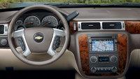 2010 Chevrolet Tahoe, Interior View, interior, manufacturer