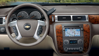 2010 Chevrolet Tahoe, Interior View, manufacturer, interior