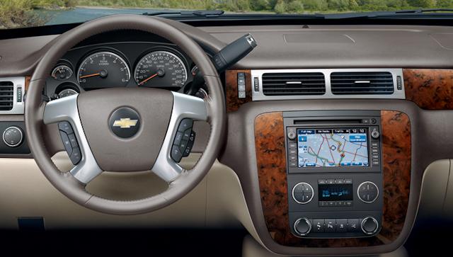2010 Chevrolet Tahoe Interior Pictures Cargurus
