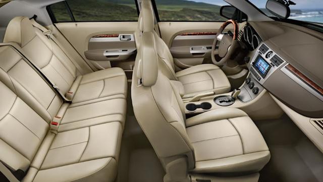 2010 Chrysler Sebring, Interior View, interior, manufacturer
