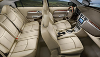 2010 Chrysler Sebring, Interior View, manufacturer, interior
