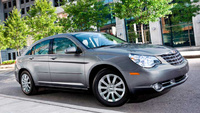 2010 Chrysler Sebring, Front Right Quarter View, manufacturer, exterior