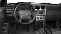 2010 Dodge Avenger, Interior View, interior, manufacturer