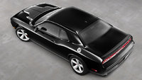 2010 Dodge Challenger, Overhead View, exterior, manufacturer, gallery_worthy