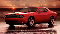 2010 Dodge Challenger, Front Left Quarter View, exterior, manufacturer