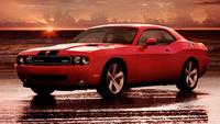 2010 Dodge Challenger, Front Left Quarter View, exterior, manufacturer