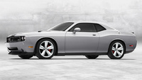 2010 Dodge Challenger, Left Side View, manufacturer, exterior
