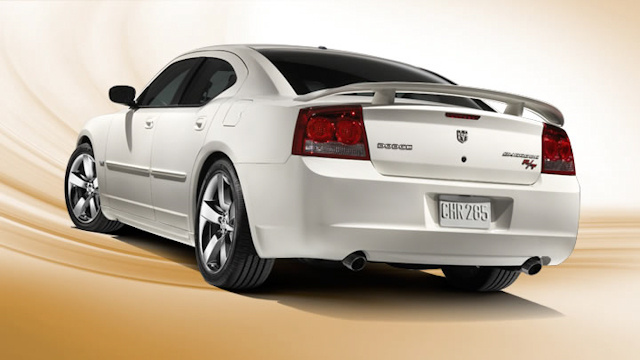 2010 Dodge Charger, Back Left Quarter View, exterior, manufacturer