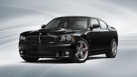 2010 Dodge Charger, Front Left Quarter View, exterior, manufacturer, gallery_worthy
