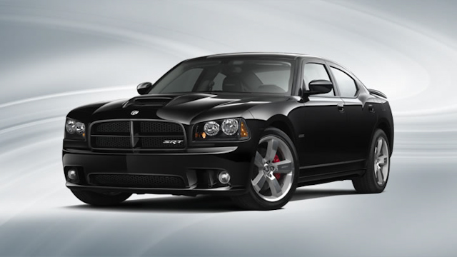 2010 Dodge Charger, Front Left Quarter View, manufacturer, exterior