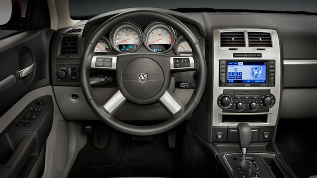 2010 Dodge Charger, Interior View, interior, manufacturer