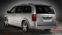 2010 Dodge Grand Caravan, Back Left Quarter View, exterior, manufacturer, gallery_worthy