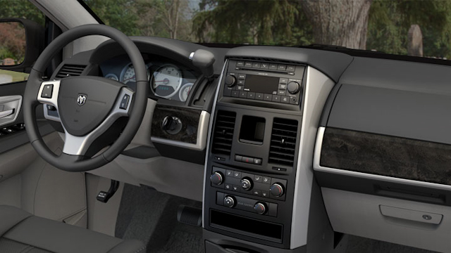 2013 Autoshow Wallpapers 2010 Dodge Grand Caravan Americafavorite Minivan