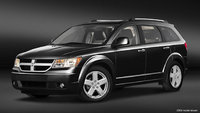 2010 Dodge Journey, Front Left Quarter View, exterior, manufacturer