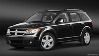 2010 Dodge Journey, Front Left Quarter View, manufacturer, exterior