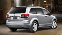 2010 Dodge Journey, Back Right Quarter View, exterior, manufacturer