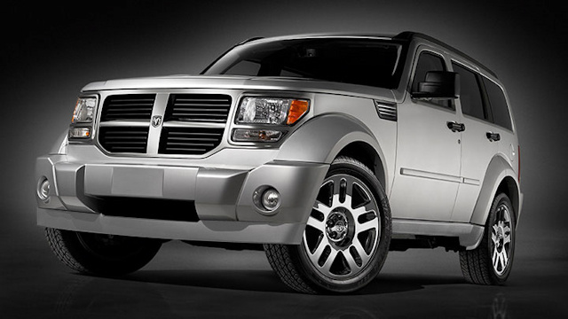 2010 Dodge Nitro, Front Left Quarter View, exterior, manufacturer
