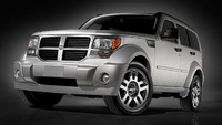 2010 Dodge Nitro, Front Left Quarter View, manufacturer, exterior