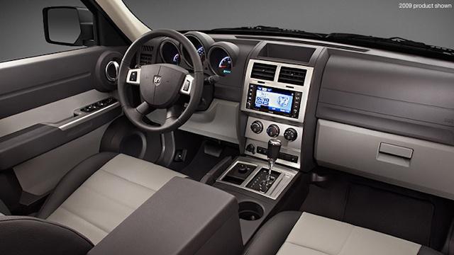 2010 Dodge Nitro
