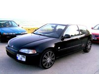 Picture of 1993 Honda Civic Si Hatchback, exterior