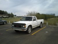 Picture of 1992 GMC Sonoma 2 Dr SLE Standard Cab LB, exterior, gallery_worthy