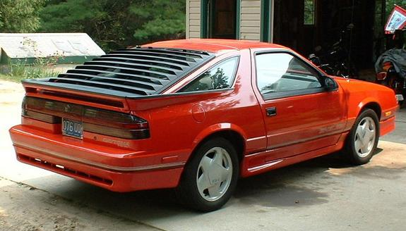 Picture of 1990 Dodge Daytona 2 Dr Shelby Turbo Hatchback