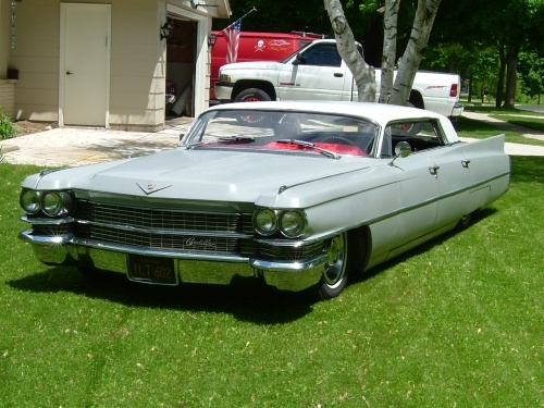 Picture of 1963 Cadillac DeVille, exterior, gallery_worthy