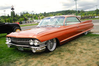 Picture of 1961 Cadillac DeVille, exterior, gallery_worthy