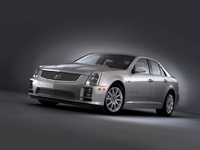 2006 Cadillac STS-V Picture Gallery