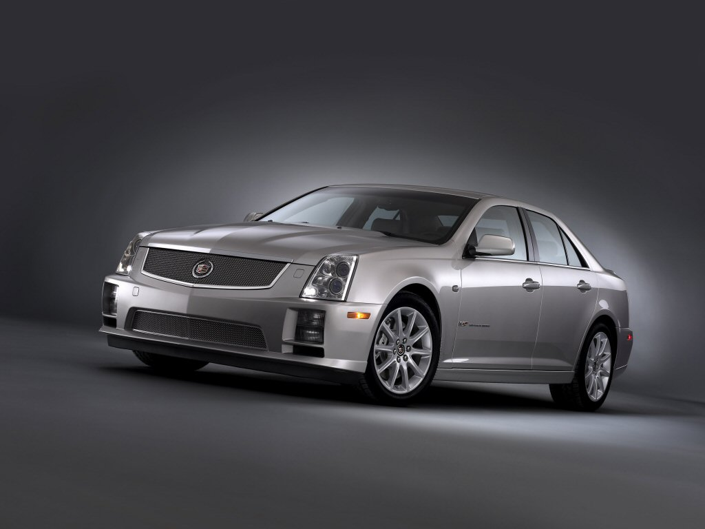 2006 cadillac sts v overview cargurus. Cars Review. Best American Auto & Cars Review