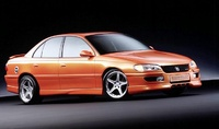 Picture of 2000 Cadillac Catera, exterior