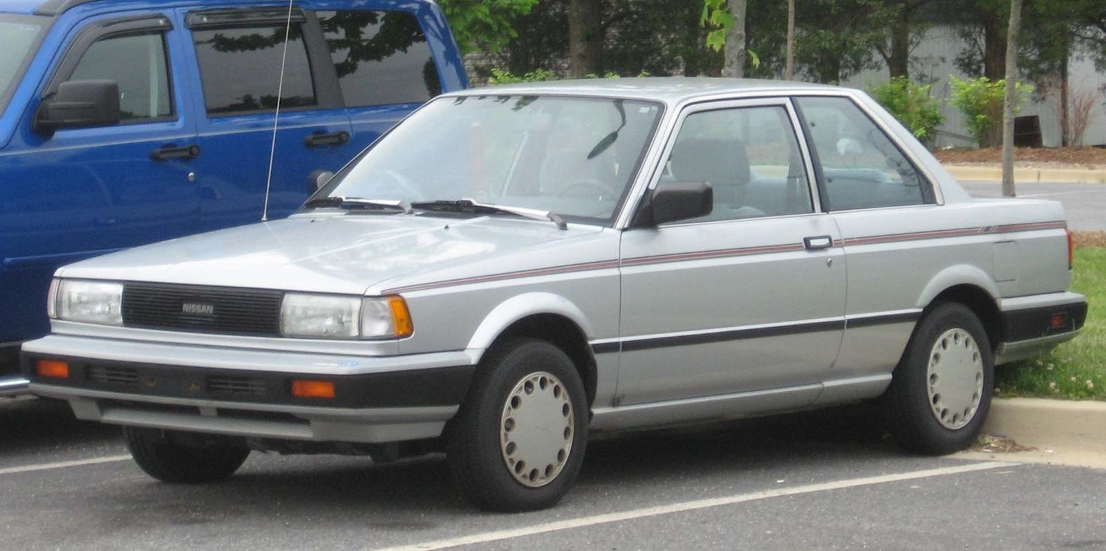 1987 Nissan Sentra Pictures Cargurus