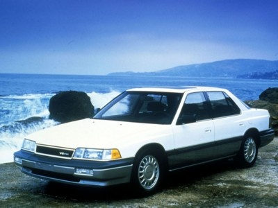 Picture of 1987 Acura Legend, exterior