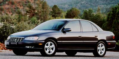 1998 Cadillac Catera 4 Dr STD Sedan picture