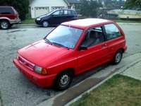 1991 Ford Festiva Picture Gallery