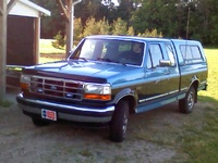 Picture of 1993 Ford F-150 XLT Extended Cab SB, exterior