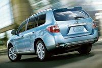 2010 Toyota Highlander, exterior, manufacturer