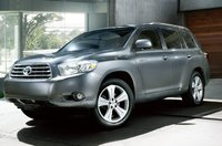 2010 Toyota Highlander Picture Gallery