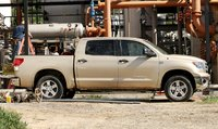 2010 Toyota Tundra, side view, exterior, manufacturer