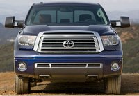 2010 Toyota Tundra, front view , exterior, manufacturer
