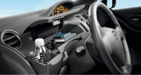 2010 Toyota Yaris, storage , interior, manufacturer
