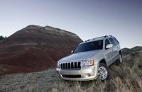 2010 Jeep Grand Cherokee, exterior, manufacturer