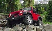 2010 Jeep Wrangler, exterior, manufacturer