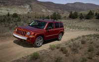 2010 Jeep Patriot, front three quarter view, exterior, manufacturer, gallery_worthy