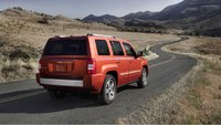 2010 Jeep Patriot, back view, exterior, manufacturer, gallery_worthy