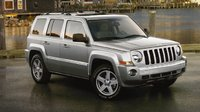 2010 Jeep Patriot, front view, exterior, manufacturer